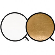 Лайт-диск Lastolite 50cm Reflector Gold/White, арт.LL LR2041