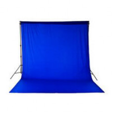 Фон тканевый Lastolite CHROMAKEY BLUE  CURTAIN 3x3.5m