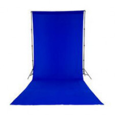 Фон тканевый Lastolite Chromakey Curtain 3 x 7m Blue