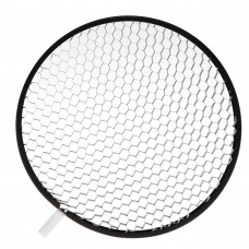 Сотовая решетка Hensel 5069 Honeycomb Grid, round, black, No. 4, арт.5069