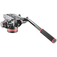 Видеоголовка Manfrotto MVH502AH Pro Video Head Flat Base-MSize, арт.MVH502AH
