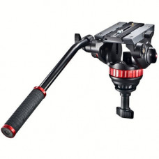 Видеоголовка Manfrotto MVH502A Pro Video Head 75mm -M Size, арт.MVH502A