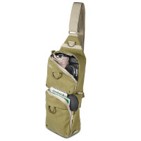 Слинг National Geographic NG 4475 Earth Explorer Sling Bag, арт.NG 4475