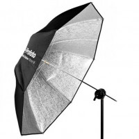 Зонт Profoto Umbrella Shallow Silver M 105