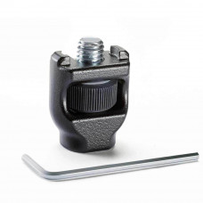 Адаптер-переходник Manfrotto 244ADPT38AR 3/8 Thread With Anti-Rotation For 244min, 244micro Arms, арт.244ADPT38AR
