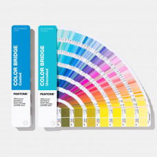 Цветовой справочник Pantone Color Bridge Coated & Uncoated Set, арт.GP6102A