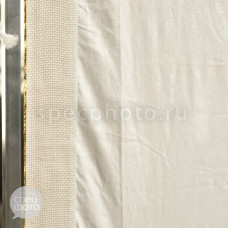 Текстильное полотно LA Rag House 8' x 8' Gold Lame, арт.88GL