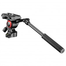 Видеоголовка Manfrotto MVH400AH Befree live compact and lightweight fluid video head, арт.MVH400AH