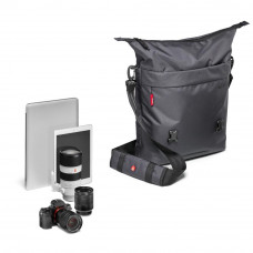 Сумка Manfrotto Manfrotto Manhattan 3 way shoulder bag changer-20 for DSLR/C, арт.MB MN-T-CH-20