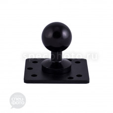 Крепление Kupo KS-412 Square Plate W/ Ball Head, арт.KS-412