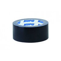 Тейп Kupo Gaffa Tape Black 48mm, арт.GT-515B