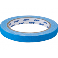 Тейп Kupo CS-1215BU Cloth Spike Tape, blue 12mm/13,72m, Скотч синий, арт.CS-1215BU