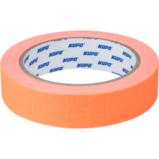 Тейп Kupo CS-2415OG Cloth Spike Tape, orange 24mm/13,72m, Скотч оранжевый, арт.CS-2415OG