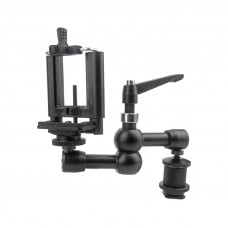 Кронштейны Kupo KUPO KCP-104 Camera-mountable universal smartphone holder. Кронштейн, арт.KCP-104