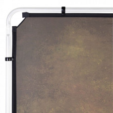 Полотно Lastolite LL LB7925 EzyFrame Vintage Background Cover, 2 x 2.3 м, Olive, арт.LL LB7925