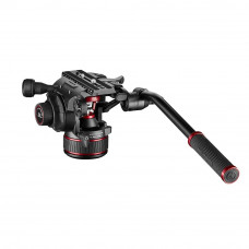 MVH608AH NITROTECH 608 FLUID VIDEO HEAD штативная видеголова Manfrotto, арт.MVH608AH