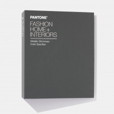 Цветовой справочник Pantone FHI Metallic Shimmers Color Specifier, арт.FHIP410N